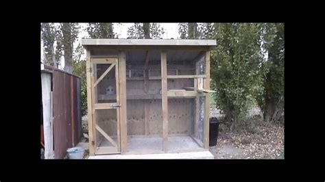 racing pigeon loft improved  youtube