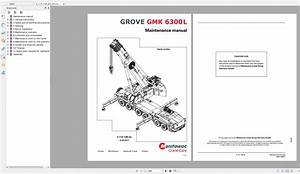 Grove Mobile Crane Gmk6300l Operating Instructions