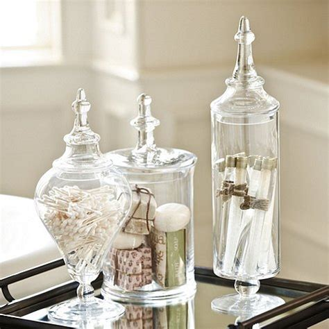 Bathroom Apothecary Jar Ideas by 10 Ideas For Decorating With Apothecary Jars Perpetually