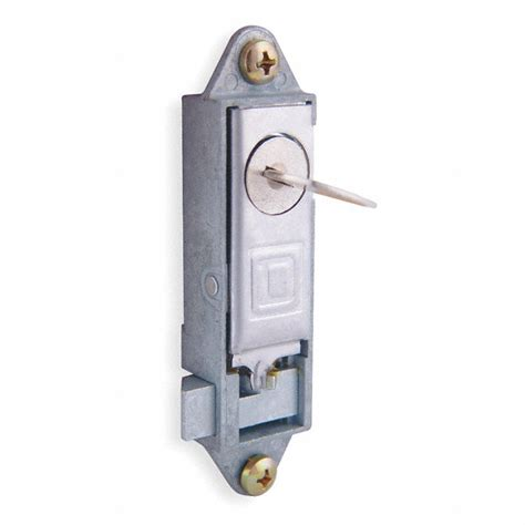 Square Panelboard Lock Kit Flush Mounting Style For