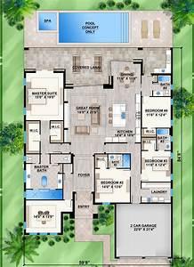 House, Plan, 207-00073