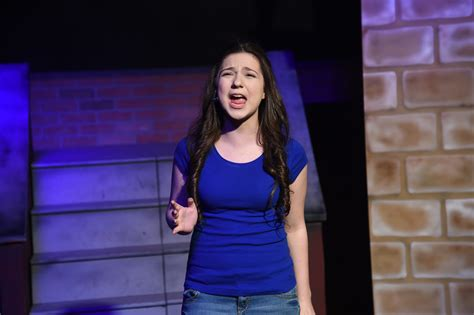 ohs actress plays heights lead herald community newspapers