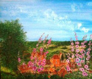 chambre d hote cirq lapopie lever de soleil à gruissan peinture catherine