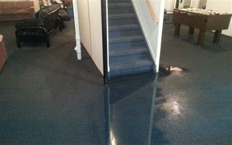 Flood & Water Damage   Trevino Flooring