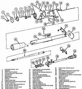Steering Column  U0026 Steering Wheel