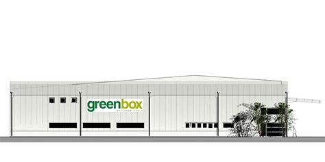 Greenbox Storage & Packaging Facilities