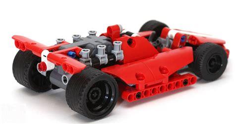 Lego Cars by Lego 42011 Technic Race Car I Brick City