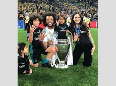 World Cup 2018 Marcelo Vieira's wife Clarice showcases