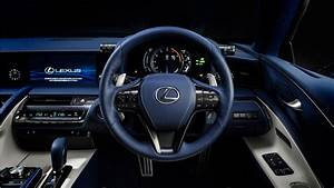 2018 Lexus LC 500h Structural Blue Interior Wallpaper HD