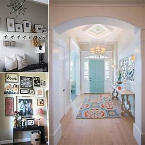 10, Chic, Ways, To, Decorate, Your, Entryway, Wall