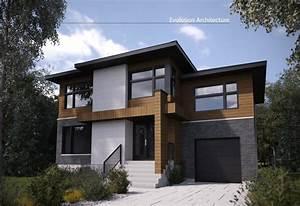 Façade Maison Moderne : confortable facade de maison ~ Melissatoandfro.com Idées de Décoration