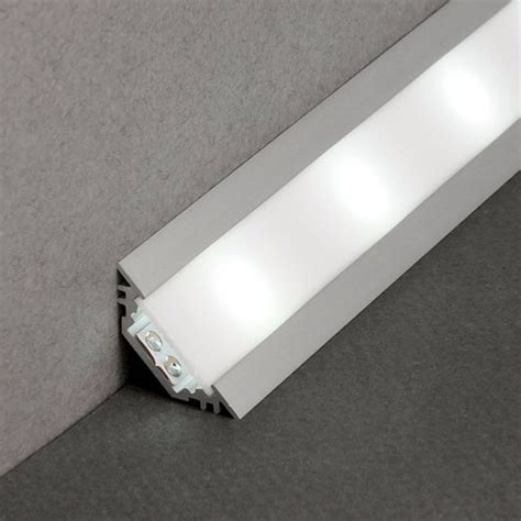 profil 195 169 aluminium blanc