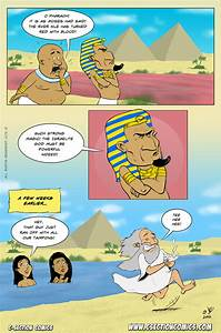The First Plague of Egypt | C-Section Comics