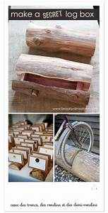 22 DIY avec une bille de bois, des rondins et des rondelles