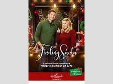 Christmas In Evergreen 2017 Ashley Williams, Teddy Sears