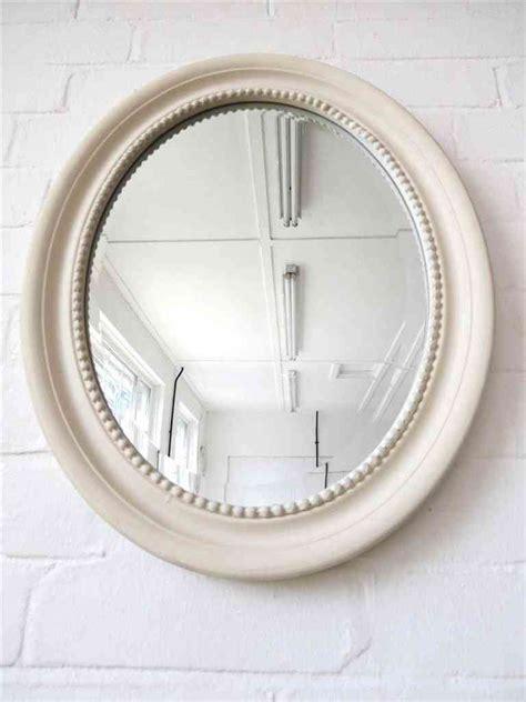 White Oval Wall Mirror  Decor Ideasdecor Ideas