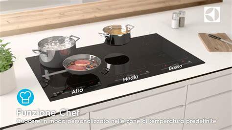 Piano Di Cottura A Induzione by Piano Di Cottura Electrolux Profiline Con Funzione Chef