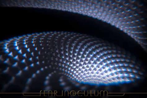 tool unveil fear inoculum album art