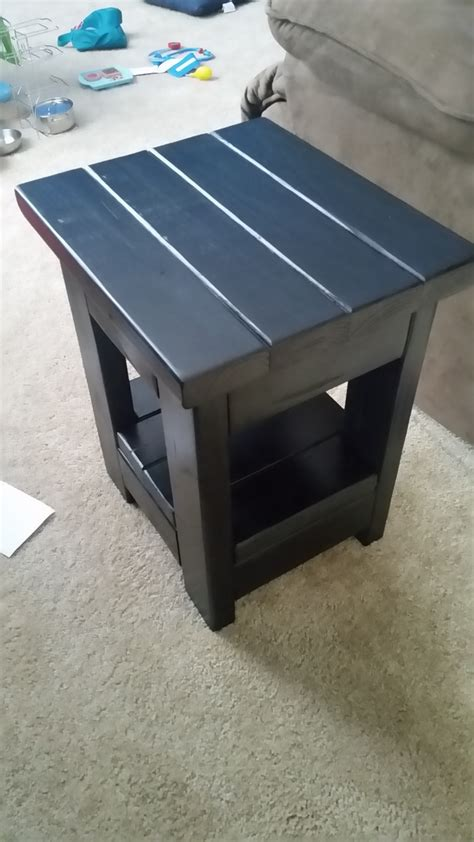 ana white small  table  xs diy projects