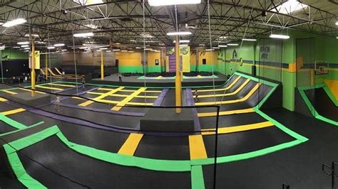 jump  nittany mall  add indoor trampoline park