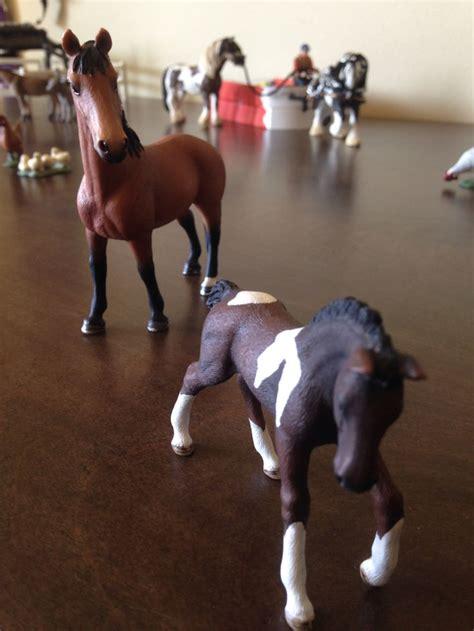 besten schleich pferde bilder auf pinterest schleich