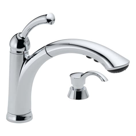 delta lewiston kitchen faucet 16926 sssd dst faucet 16926 sssd dst in brilliance stainless by delta