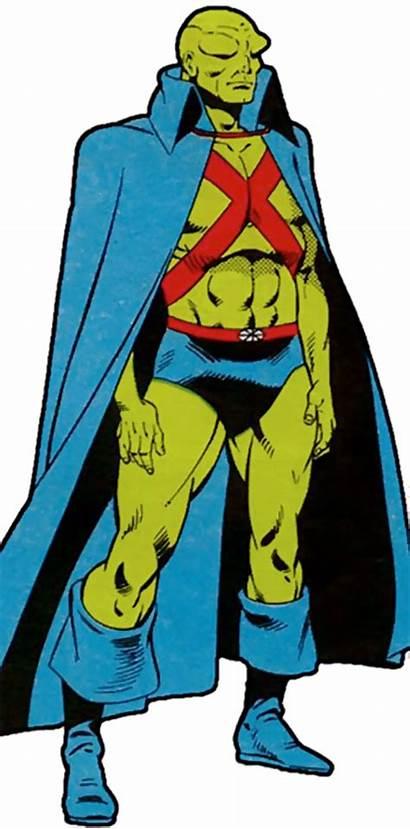 Martian Manhunter Dc Comics Crisis Pre Omniverse