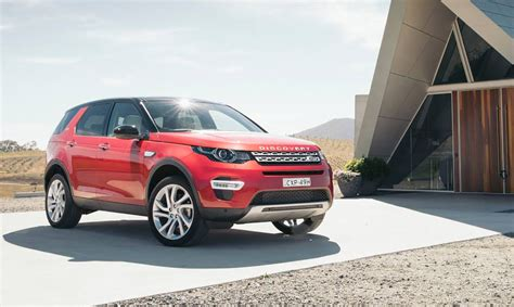 land rover discovery sport priced  october launch