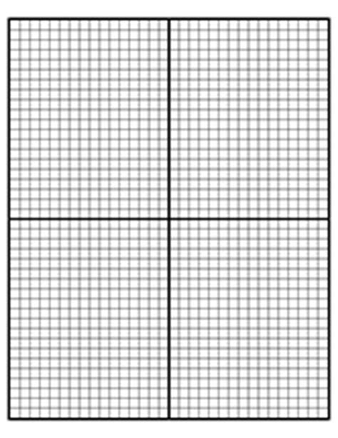 Print Free Graph Paper  Tim's Printables