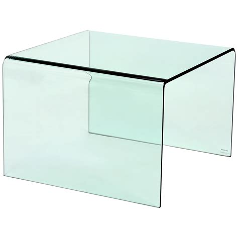 bent glass end table tempered bent glass end l small side coffee table