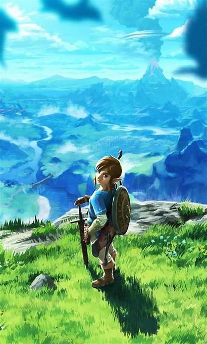 Zelda Breath Legend Wild Resolution Published June