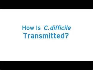 C. Diff Symptoms Contagious