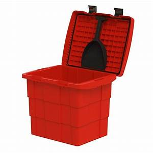 Bac À Sable Plastique : bac sable plastique avec 2 sacs d 39 absorbant ~ Melissatoandfro.com Idées de Décoration