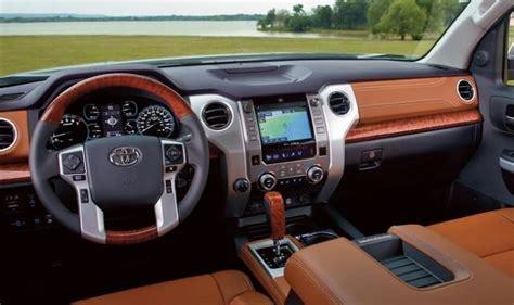 Home Interior Design Styles - toyota needs to update tundra 39 s interior and why it may go hybrid vs diesel torque news