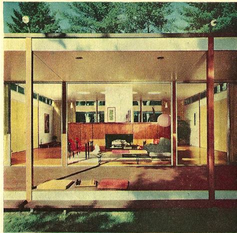 house pla mid century house plans i living in portland