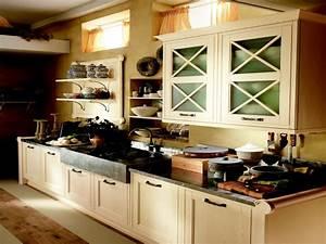 cuisine campagnarde cuisine moderne design meubles rangement With meuble de cuisine rustique 19 salon marocain