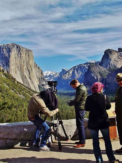 Travel Wikipedia Filming Documentary Yosemite