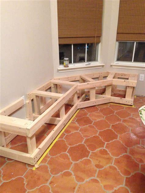 Kitchen banquette frame.   Kitchen   Pinterest   Studios