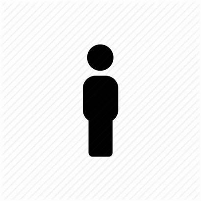 Person Individual Icon Identity Icons Editor Open