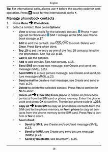Manual - Doro 6520 - Mediatek