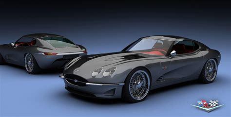 "Jaguar E-type ""growler"" Concept"