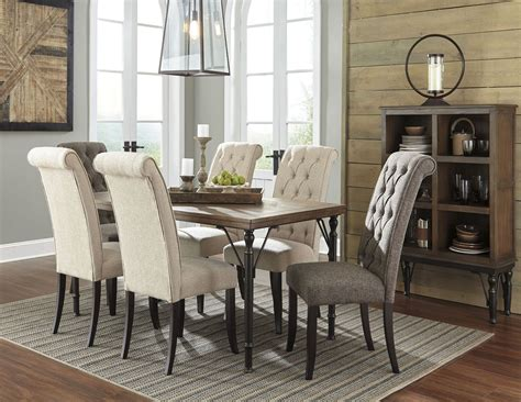 tripton rectangular dining room set from d530 25