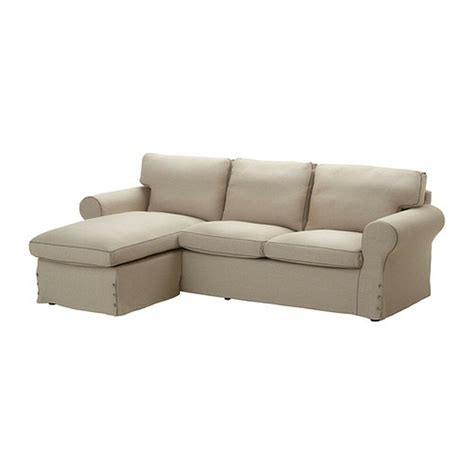 Chaise Lounge Loveseat by Ikea Ektorp Slipcover 2 Seat Loveseat Sofa W Chaise Cover