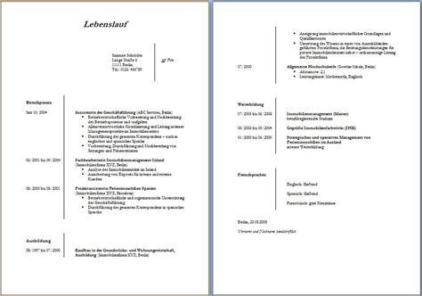 Moderner Lebenslauf 2016 Vorlage by Lebenslauf Vorlage Modern Dokument Blogs