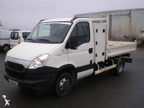 Camions Bennes Utilitaire Iveco Daily 35c13