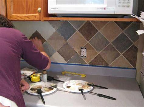 easy backsplash for kitchen 16 inexpensive easy diy backsplash ideas to beautify