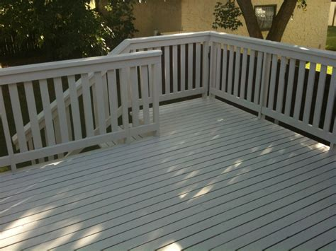 Wood Deck Colors Ideas