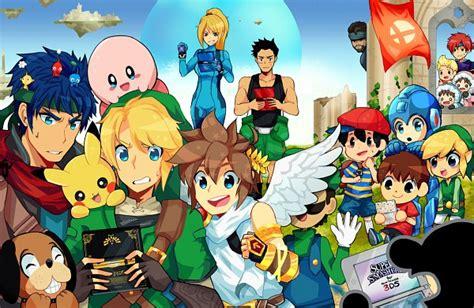 Super Smash Bros1854365 Zerochan