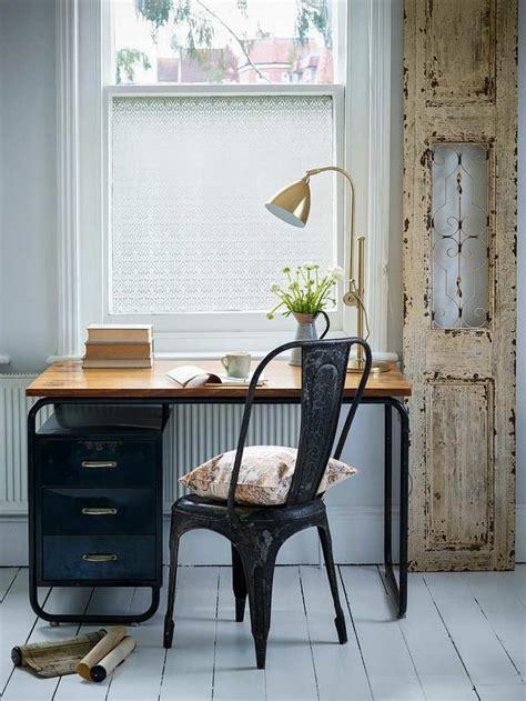 deco bureau travail déco bureau à domicile 35 idées de style shabby chic
