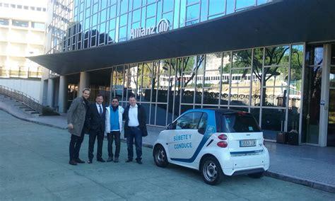 allianz si鑒e allianz se convierte en la aseguradora oficial de car2go grupo aseguranza